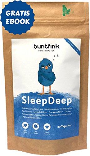 SleepDeep Schlaftee
