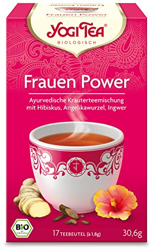 Yogi Tea: Yogi Tea Frauen Power